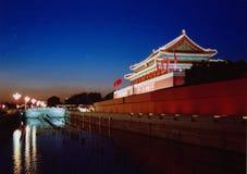 Tiananmen Gatetower Fotografie Stock Libere da Diritti