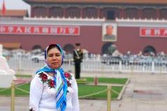 Tiananmen, Pékin Image libre de droits
