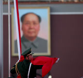 Tiananmen Pechino Fotografia Stock Libera da Diritti