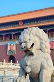 Tiananmen in Peking Lizenzfreies Stockbild