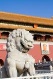 Tiananmen-Platz lizenzfreie stockfotografie