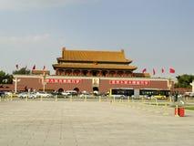 Tiananmen-Platz stockbilder