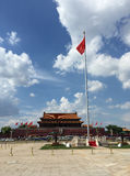 Tiananmen Quadrat Lizenzfreie Stockfotos