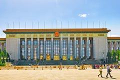 Tiananmen Squar Royalty Free Stock Photography