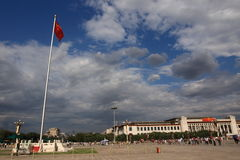 Tiananmen Square Royalty Free Stock Photos