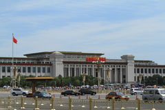 Tiananmen Square of Beijing Royalty Free Stock Image