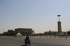 Tiananmen Square - Beijing - China Royalty Free Stock Photography