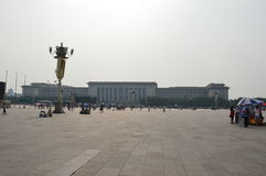Tiananmen Square Beijing Royalty Free Stock Images