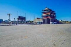Tiananmen square, China, 2016 autumn. Royalty Free Stock Photography
