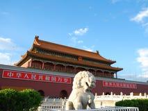 Tiananmen squere Stock Photography