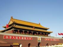 Tiananmen-Tor lizenzfreie stockfotografie