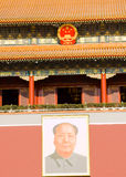 Tiananmen tower Royalty Free Stock Images