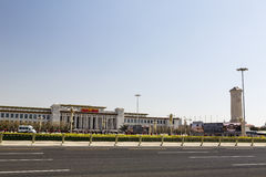 Tiananmenvierkant Stock Afbeelding