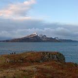 tianavaig skye Шотландии острова ben Стоковое фото RF