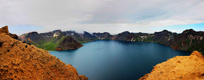 Tianchi Royalty Free Stock Images