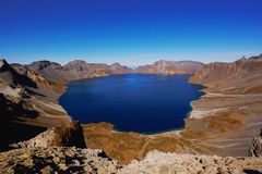 Tianchi Stock Photography