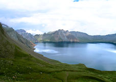 Tianchi Stock Images