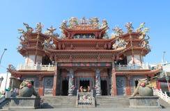Tianfu Palace Lotus Pond Kaohsiung Taiwan. Tianfu Palace at Lotus Pond Kaohsiung Taiwan stock photos