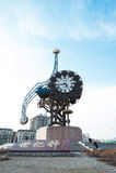Tianjin Century Clock Stock Images