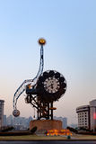 Tianjin century clock Royalty Free Stock Photography