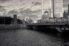 Tianjin, China imagens de stock royalty free