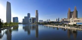 Tianjin City Landscape Royalty Free Stock Photo