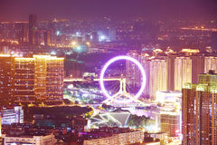 Tianjin city scenery. Eastphoto, tukuchina,  Tianjin city scenery Royalty Free Stock Photo