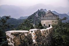 Tianjin Huangyaguan ancient Great Wall scenery. Eastphoto, tukuchina,  Tianjin Huangyaguan ancient Great Wall scenery Royalty Free Stock Photos