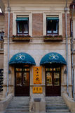 Tianjin Italian style,China. Italian Style Street building Royalty Free Stock Image
