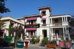Tianjin Italian town Stock Photo