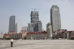 Tianjin Italy Style Street Royalty Free Stock Photography