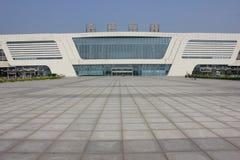 Tianjin södra järnvägsstation Royaltyfri Bild