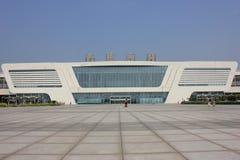 Tianjin södra järnvägsstation Royaltyfri Foto