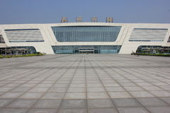 Tianjin South Railway Station Royalty Free Stock Image