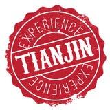 Tianjin-Stempelgummischmutz Lizenzfreie Stockfotografie