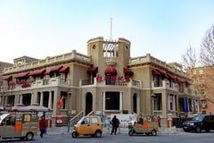 Tianjin styleï Włoski ¼ ŒChina Zdjęcie Stock