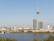 Tianjin Tower Royalty Free Stock Images