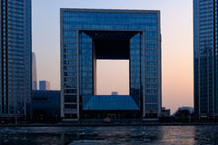 Tianjin-Weltfinanzzentrum Lizenzfreies Stockfoto