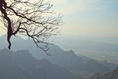 Tianmen-Berg Stockbild