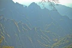 Tianmen-Berg Lizenzfreies Stockbild
