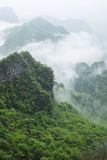 Tianmen Mountain Royalty Free Stock Photo