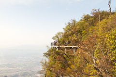 Tianmen Mountain Royalty Free Stock Images