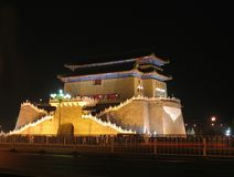 Tianmen Quadrat Stockbild