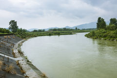 Tianmu brook scenery Stock Photography