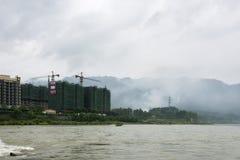 Tianmu brook scenery Stock Photo