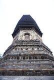 Tiannin temple padoga Stock Image