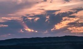 Tianshan góry sceneria Zdjęcia Stock