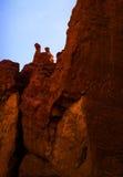 Tianshan grand canyon national geological park Stock Photos