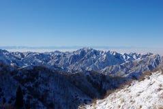 Tianshan snow Royalty Free Stock Photography