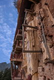 Tianshui Maijishan monasteries and caves Stock Photo